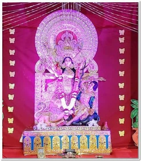 Sanskriti Durga Puja Buffalo United states