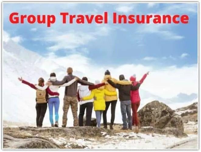 Group Travel Insurance