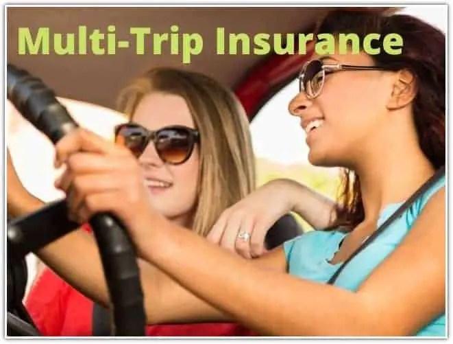 Multi Trip Insurance