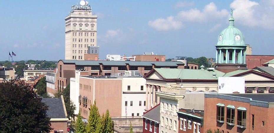 Explore Downtown Lancaster