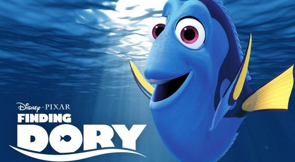 Finding Dory 2016 Film Review