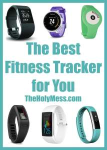 The Best Fitness Tracker for You|The Holy Mess