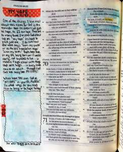 Bible Journaling for Loved Ones