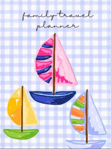 Free Printable Family Travel Planner