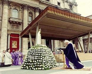 papa giovanni paolo 2