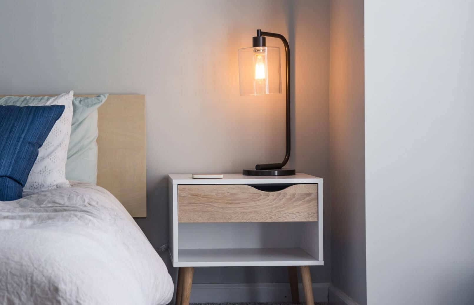 give your bedroom a chill vibe