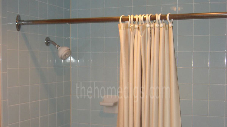 How to Install Shower Curtain Rod