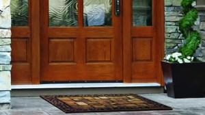 Apache Mills Welcome Door Mat