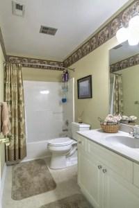 Clean Fiberglass Shower