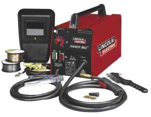 Lincoln Electric K2185-1 - Best Cheap MIG Welder Under 400