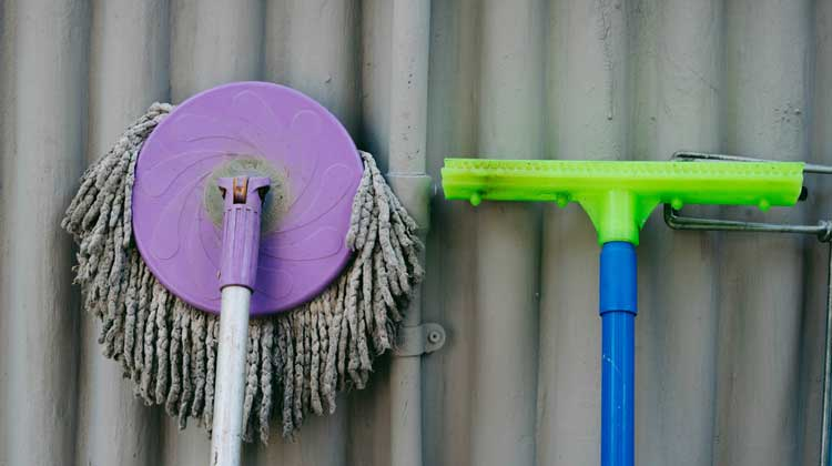 What Is Spin Mop?