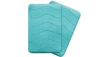 Flamingo P - Ultra Soft Non-Slip Super Absorbent Bathroom Rugs