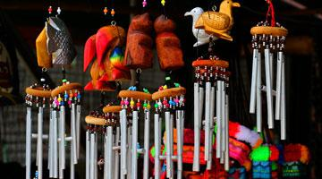 Restring Wind Chimes
