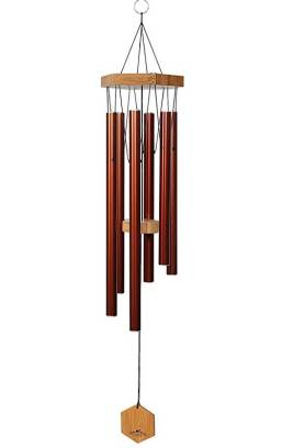 UpBlend Wind Chimes - Best outdoor wind chimes