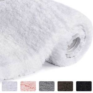 Lifewit Bathroom Rugs - Non-Slip Soft Shower Rug