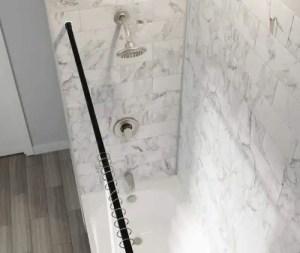 Vailge Room Divider Premium Tension Curtain Rod