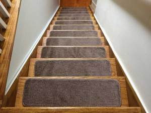 Indoor Skid Slip Resistant Carpet for Stairs