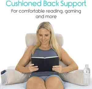 Xtra-Comfort Best Neck pillow for reading in bed