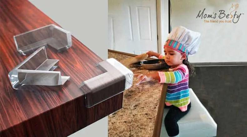 Best Table Corner Protectors for babies