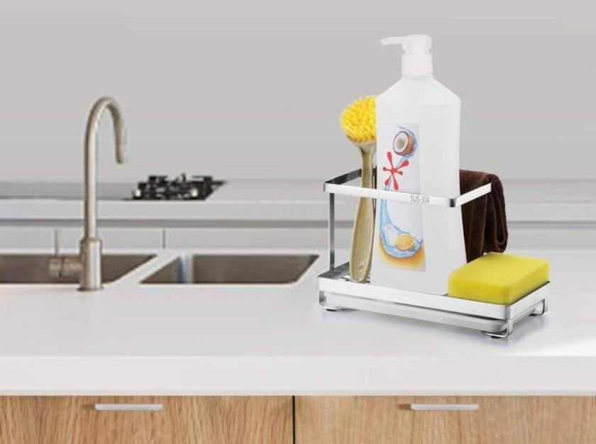 over the kitchen sink caddy