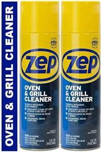Zep ZUOVGR19 Heavy-Duty Oven and Grill Cleaner Aerosol Spray