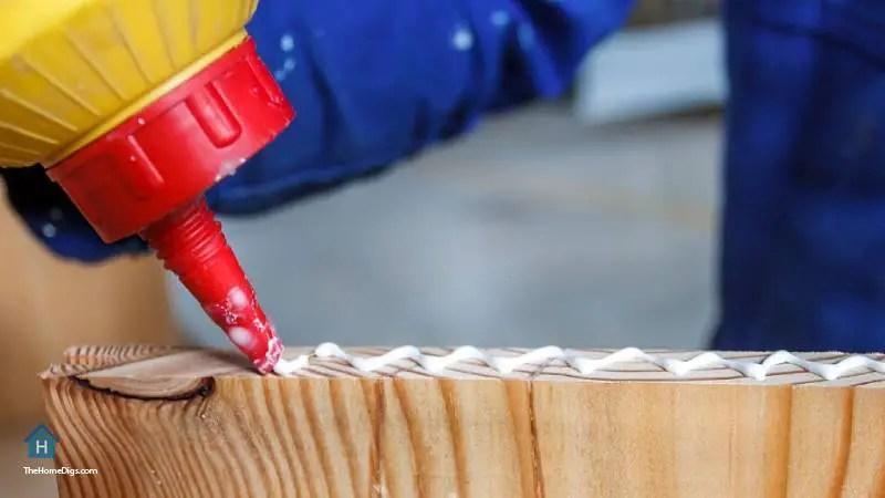 wood gluing techniques