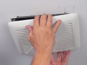 Installing a Bathroom Fan Through The Roof