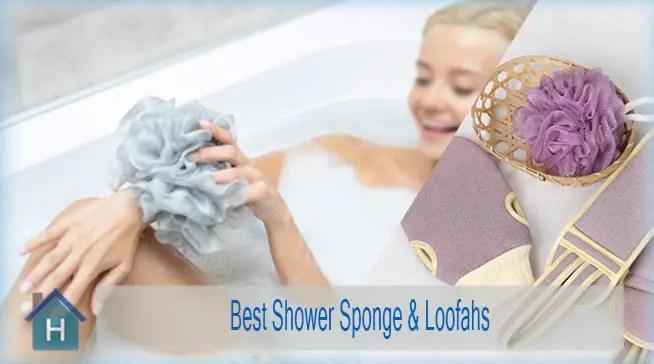Best Shower Sponge & Loofahs: Top 10 Skin Exfoliating Bath Sponge Loofahs 3