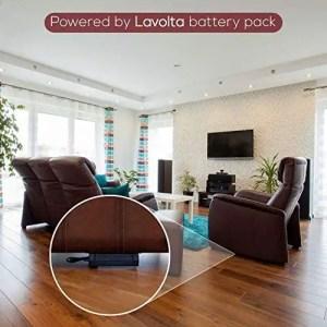 battery backup for power recliner