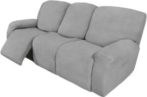 Easy-Going 8 piece recliner slipcover