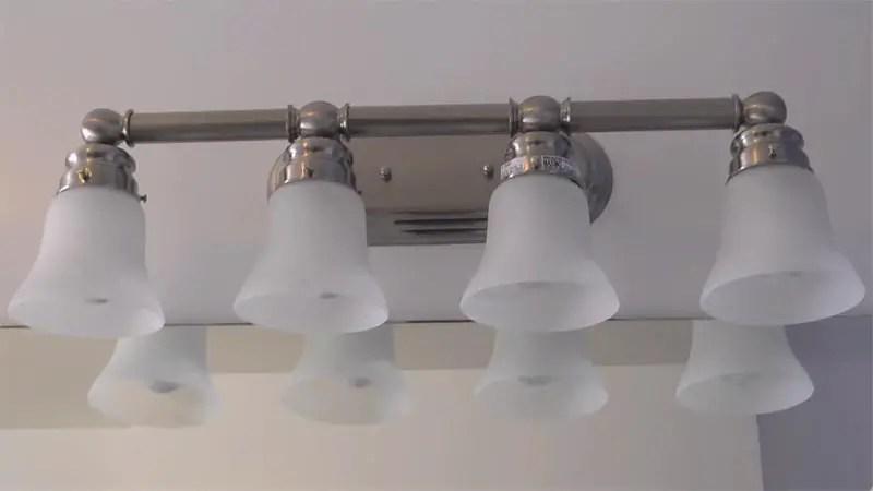 How to Install Bathroom Vanity Light in Easy Steps 1