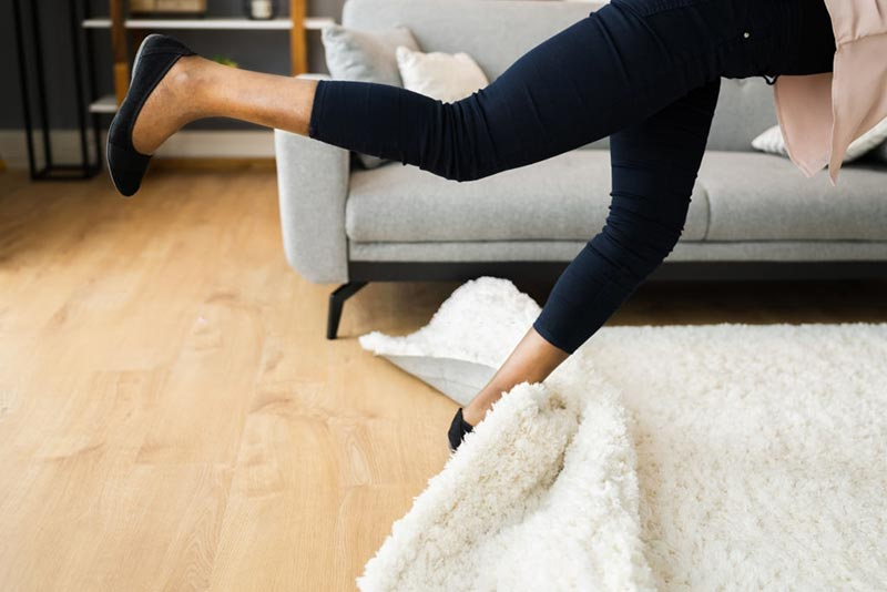 How to Keep Area Rugs From Slipping or Sliding on Hardwood Floors
