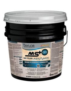 WF Taylor MSPLUS-4 4 gal. Metatec Advance Glue Down Wood Flooring Adhesive