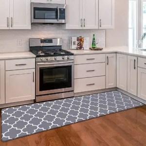 WiseLife Kitchen Mat Cushioned Anti-Fatigue Kitchen Rug