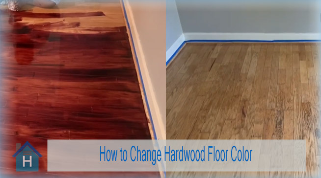 How to Change Hardwood Floor Color All by Yourself 2
