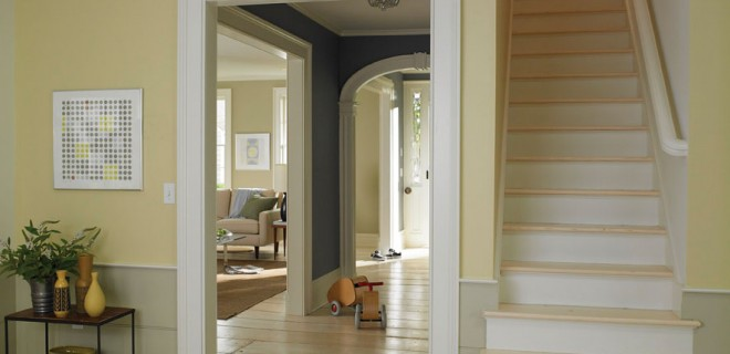 Winter Interior House Painting Tips   The Home Improvement Advisor     Winter Interior House Painting Tips