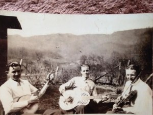 old papaw fiddle photo