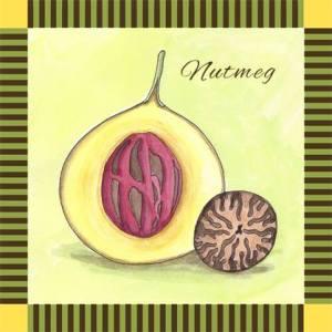 The Spice Series: Nutmeg