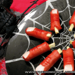 Step Seven (No Blood) | Finger Food (Zombie Style or Freshly Severed) | The Homicidal Homemaker