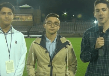 Indiana Men's Soccer vs Kentucky Game Recap
