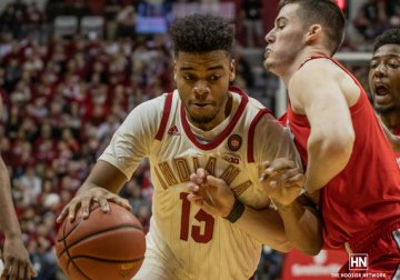 Can Juwan Morgan Be the Next Undrafted Hoosier in the NBA?