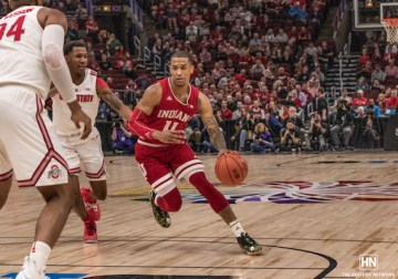 'I feel like the energy wasn't there': Indiana runs out of time against Ohio State
