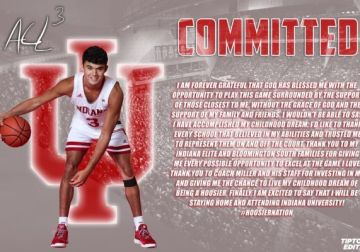 Anthony Leal is the Latest Homegrown Talent to Choose IU