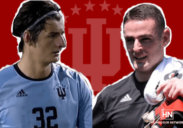 Breaking down Indiana's options in goal ahead of pivotal matchup with Penn State