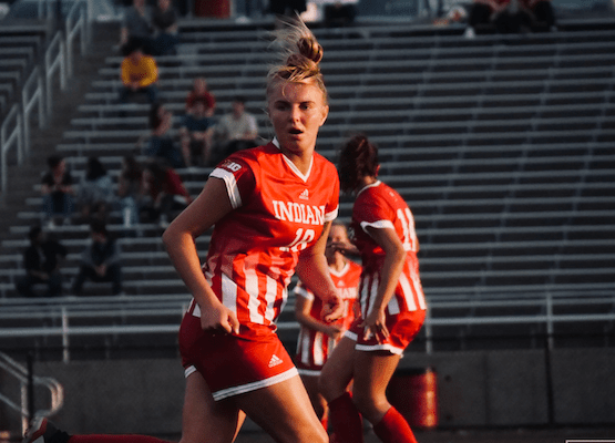 'You make your own difference': Oliwia Wos and her unconventional journey to Bloomington