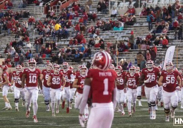 Tom Allen followed through on his promise. Indiana is ranked.