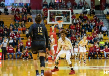 Hoosiers battle Maryland with major Big Ten implications on the line