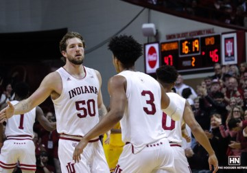 Hoosiers' tourney hopes hanging in the balance ahead of Iowa matchup