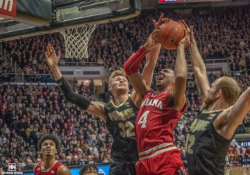 Indiana men's basketball falls to Purdue for the seventh straight time