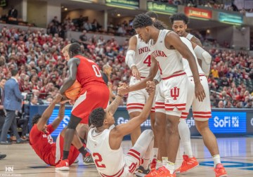 Yes, Indiana beat Nebraska — but that's only a partial answer for what happens next